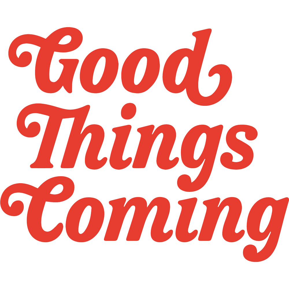good things coming cannabis logo