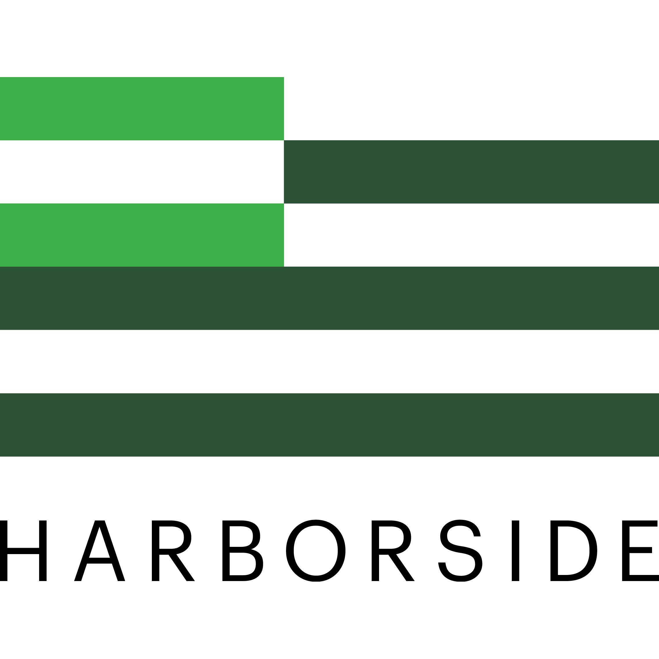 harborside cannabis logo