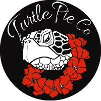 turtle pie co cannabis logo
