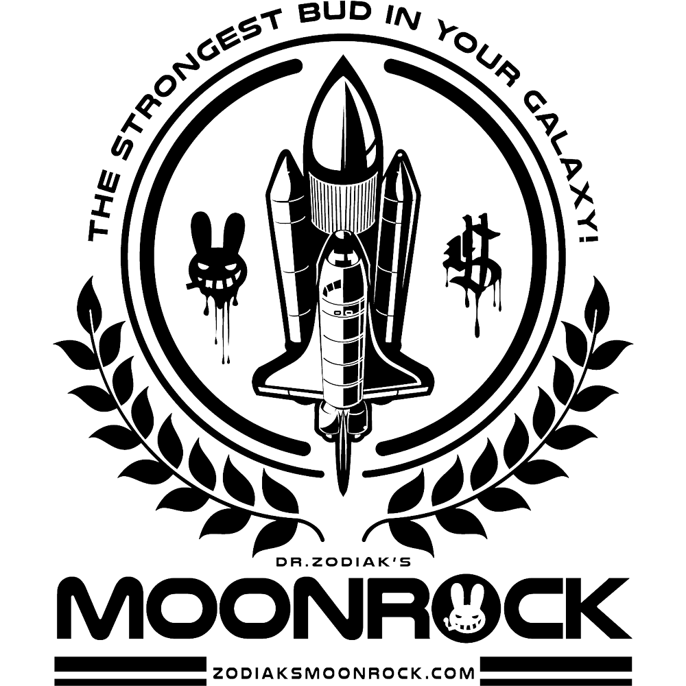 dr zodiak moonrock logo